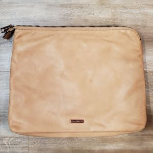 Rebecca Minkoff Large Leather Cosmetic Bag